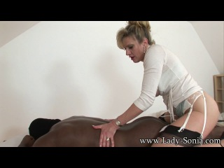 Lady-Sonia.com: Lady-Sonia - Shaft Comes To Play While My Husband Is Out (2014) HD